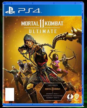 Mortal Kombat 11 Ultimate - Playstation 4 | Video Games for sale in Lagos State, Lekki