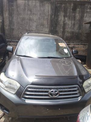 Toyota Highlander 2008 Sport Beige | Cars for sale in Lagos State, Isolo