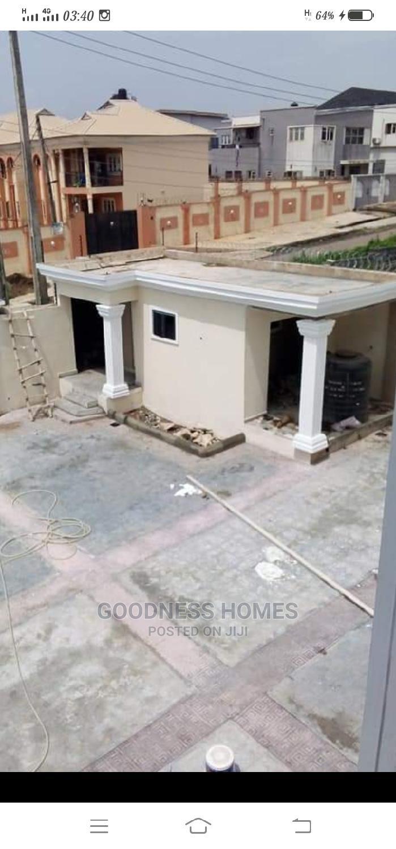 Archive: Furnished 4bdrm Duplex in Kolapo Ishola Estate, Oluyole for Sale