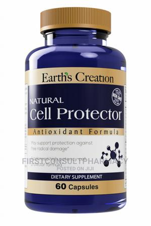 Earth's Creation Natural Cell Protector X 60   Vitamins & Supplements for sale in Lagos State, Surulere