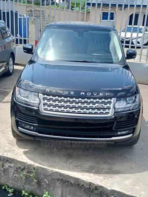 Land Rover Range Rover 2014 Black   Cars for sale in Lagos State, Abule Egba