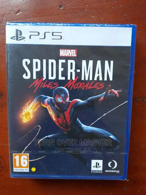 Ps5 Spider Man   Video Games for sale in Lagos State, Ikeja