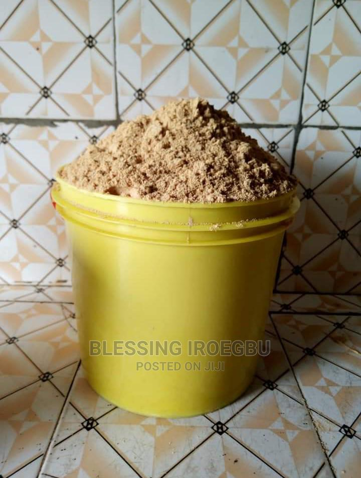 Archive: A Custard Paint Of Soya Bean Powdered Milk