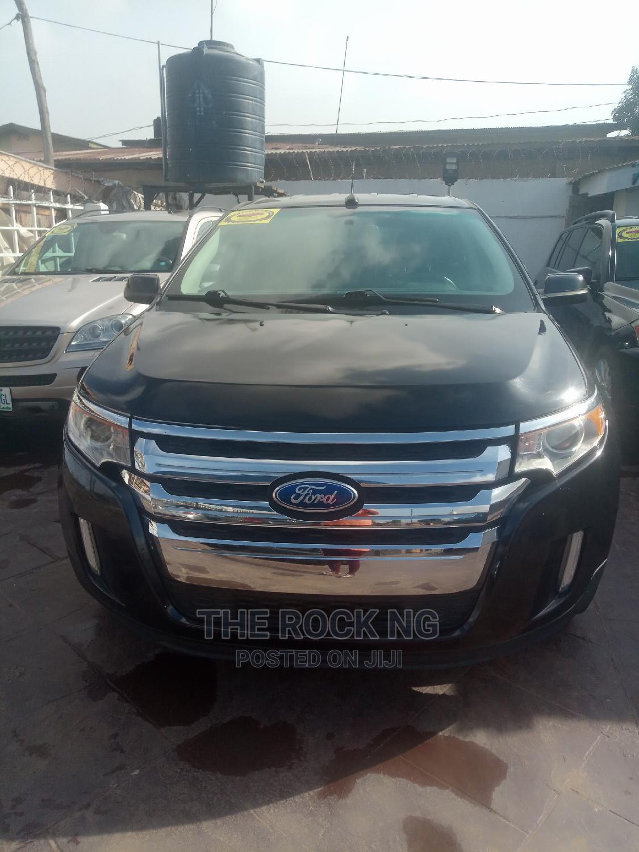 Ford Edge 2014 Black