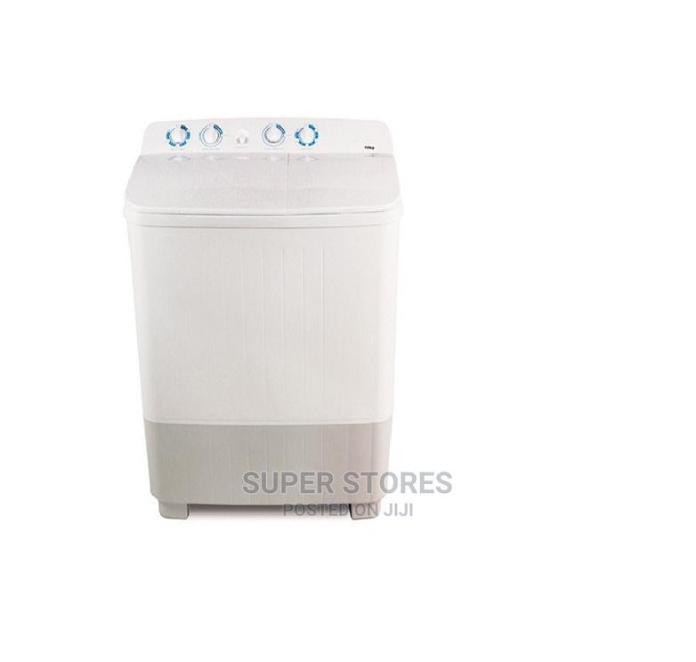 10KG Top Loader Washing Machine WM WSKA 101 -Hisense AUG 10
