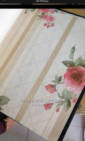 Wallpaper 16.5squaremeter Over 200designs Wholesale Retail | Home Accessories for sale in Abuja (FCT) State, Wumba