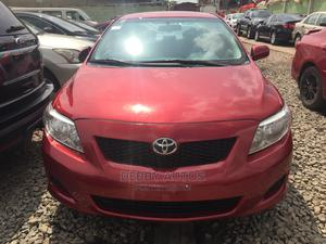 Toyota Corolla 2010 Red | Cars for sale in Lagos State, Agege