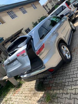 Toyota Highlander 2015 Silver   Cars for sale in Lagos State, Lekki