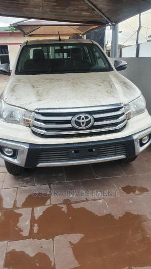 New Toyota Hilux 2020 White | Cars for sale in Lagos State, Ikeja