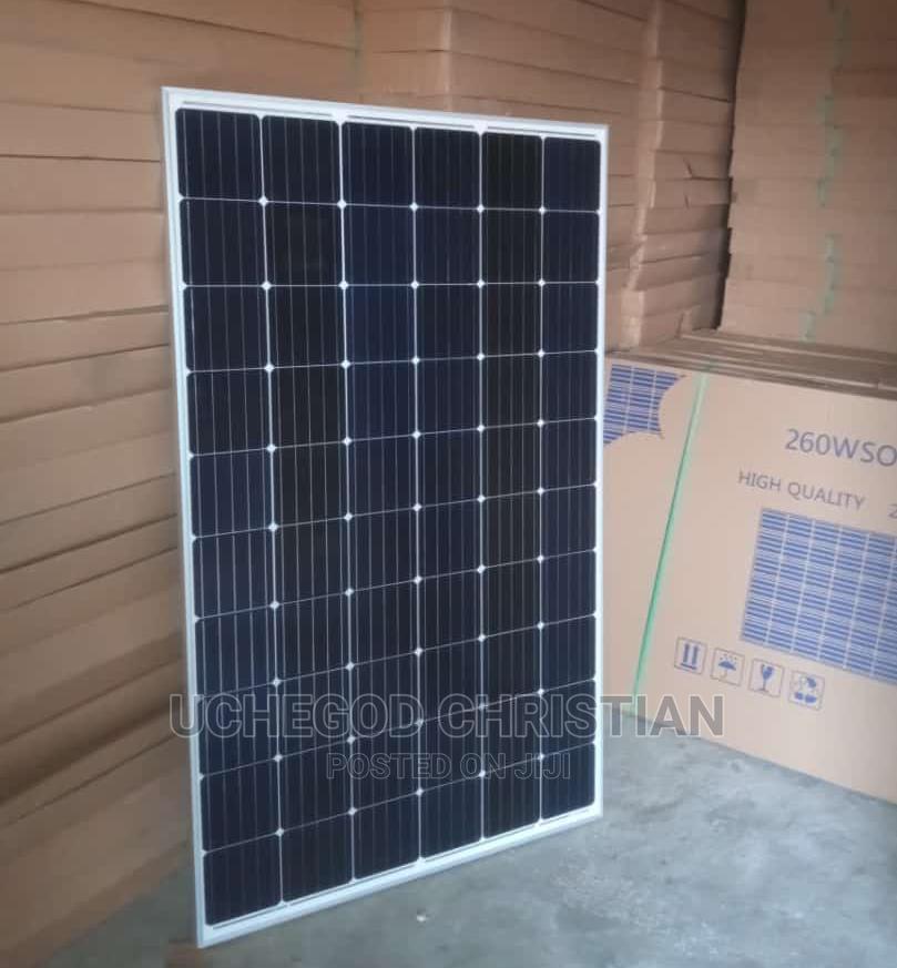 Archive: Solar Power Panels 250watts