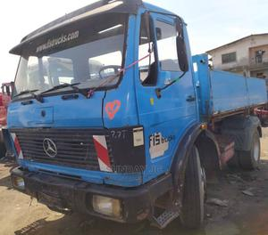 New Arrival Mercedes Benz 1417 Six Tyres Tipper Truck | Trucks & Trailers for sale in Lagos State, Apapa