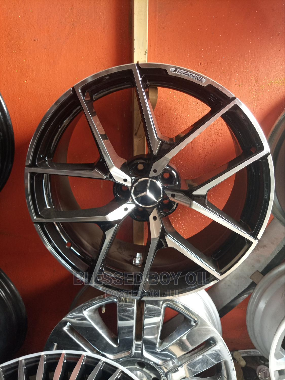 20 Inches for Mercedes Benz AMG Available