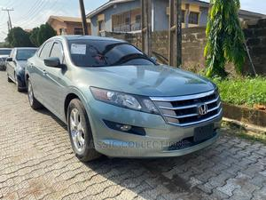 Honda Accord CrossTour 2010 Green   Cars for sale in Lagos State, Magodo