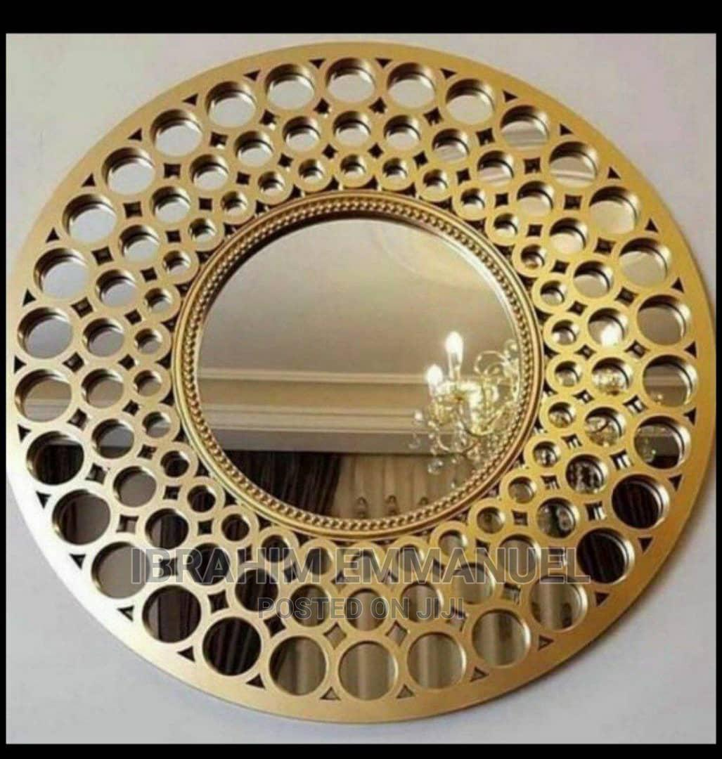 Archive: Gold Mirror