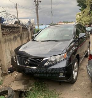 Lexus RX 2010 350 Black | Cars for sale in Abuja (FCT) State, Garki 2