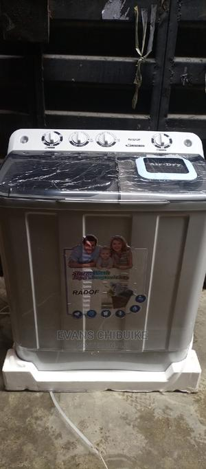 Brand New Radof Washing Machine 10kg | Home Appliances for sale in Lagos State, Ojo