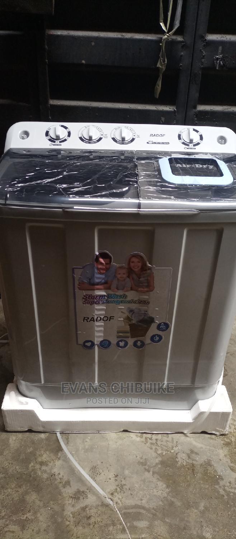 Archive: Brand New Radof Washing Machine 10kg