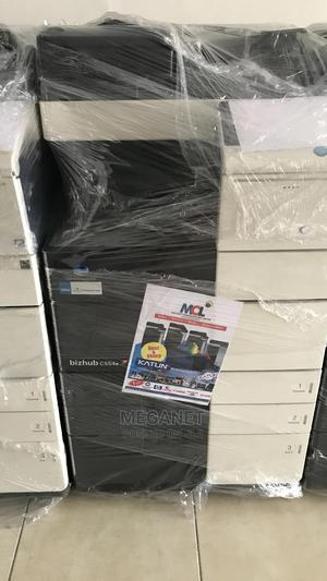 Bizhub C554e | Printers & Scanners for sale in Lagos State, Isolo