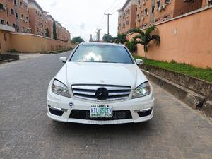 Mercedes-Benz C300 2009 White | Cars for sale in Lagos State, Ikeja
