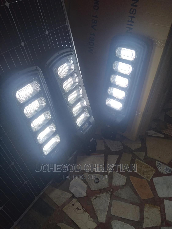 Archive: Solar Street Light 200watts