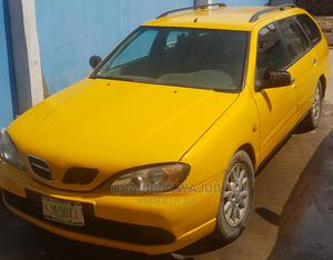 Nissan Primera 2002 Wagon Yellow | Cars for sale in Lagos State, Gbagada