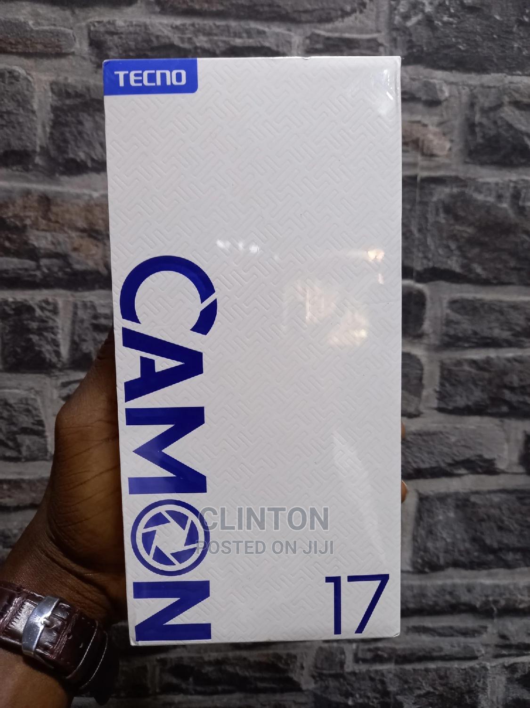 Archive: New Tecno Camon 17 128 GB
