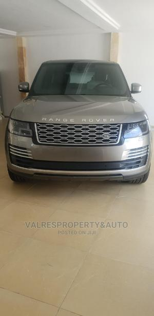 New Land Rover Range Rover 2020 Gold | Cars for sale in Lagos State, Victoria Island