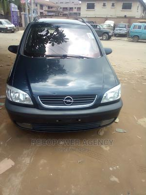 Opel Zafira 2002 Green | Cars for sale in Lagos State, Alimosho