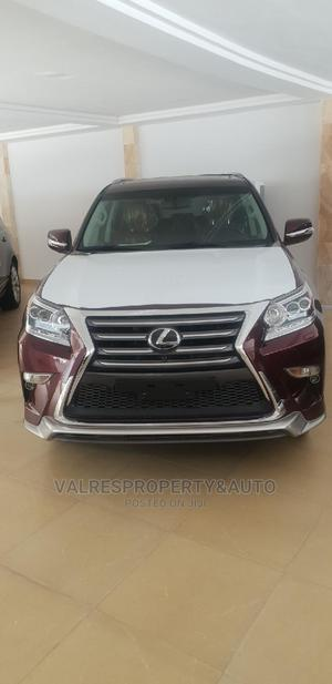 New Lexus GX 2019 460 Base Red   Cars for sale in Lagos State, Victoria Island