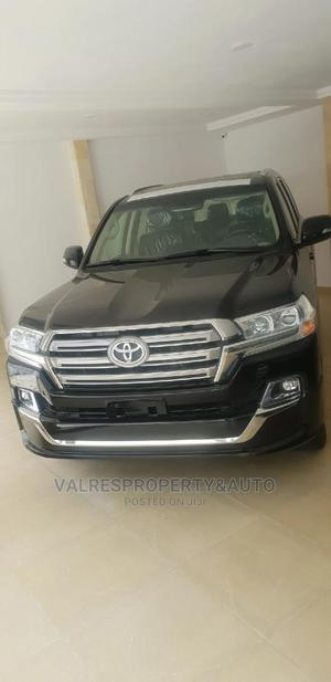 New Toyota Land Cruiser 2020 5.7 V8 GXR Black | Cars for sale in Lagos State, Victoria Island