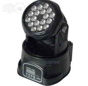 LED Mini Moving Head Stage Light | Stage Lighting & Effects for sale in Lagos State, Ojo