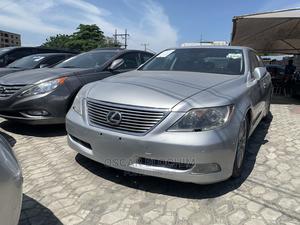 Lexus LS 2007 460 L Luxury Sedan Silver | Cars for sale in Lagos State, Ajah