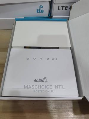 Modified 4gb/5gb LTE Modem+Wifi Router | Networking Products for sale in Lagos State, Ikeja