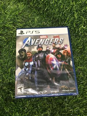 Avengers (Ps 5) | Video Games for sale in Oyo State, Ibadan
