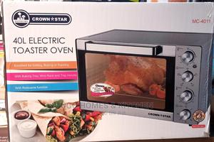Crown Star 40L Electric Toaster Oven   Kitchen Appliances for sale in Lagos State, Ifako-Ijaiye