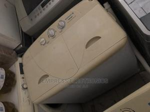 London Used Washing Machine 7kg Manual | Home Appliances for sale in Lagos State, Ojo