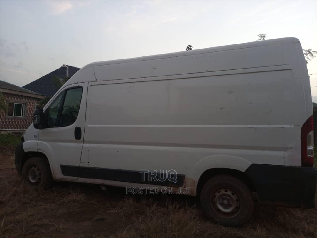 Hire Van for Relocation or Inter-City Move