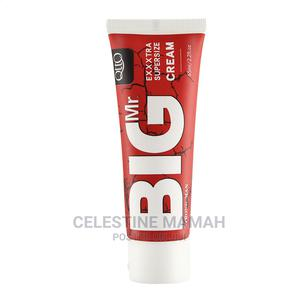 Mr Big Exxxtra Super Size Penis Enlargement Cream   Sexual Wellness for sale in Rivers State, Port-Harcourt
