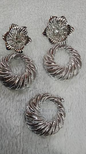 Good Quality Steel Set   Jewelry for sale in Lagos State, Yaba