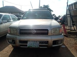 Nissan Pathfinder 2003 Gold   Cars for sale in Lagos State, Abule Egba