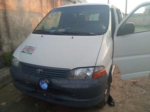 Tokunbo Toyota Hiace 2003 White for Sale   Buses & Microbuses for sale in Lagos State, Ajah