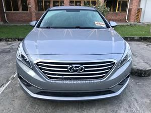 Hyundai Sonata 2016 Gray   Cars for sale in Lagos State, Ajah
