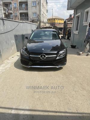 Mercedes-Benz C300 2015 Black   Cars for sale in Lagos State, Oshodi