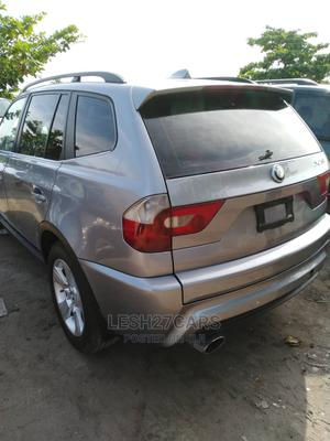 BMW X3 2006 Gray   Cars for sale in Lagos State, Ejigbo