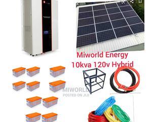 10kva 120V Pure Sine Wave Inverter | Solar Energy for sale in Lagos State, Lekki