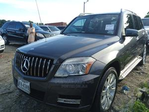 Mercedes-Benz GLK-Class 2010 350 4MATIC Gray   Cars for sale in Lagos State, Apapa