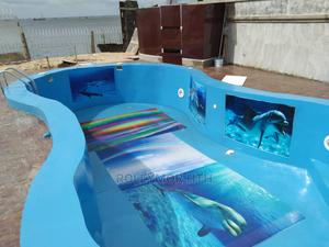 Swimming Pool Construction With Epoxy Finishing | Building & Trades Services for sale in Lagos State, Ajah