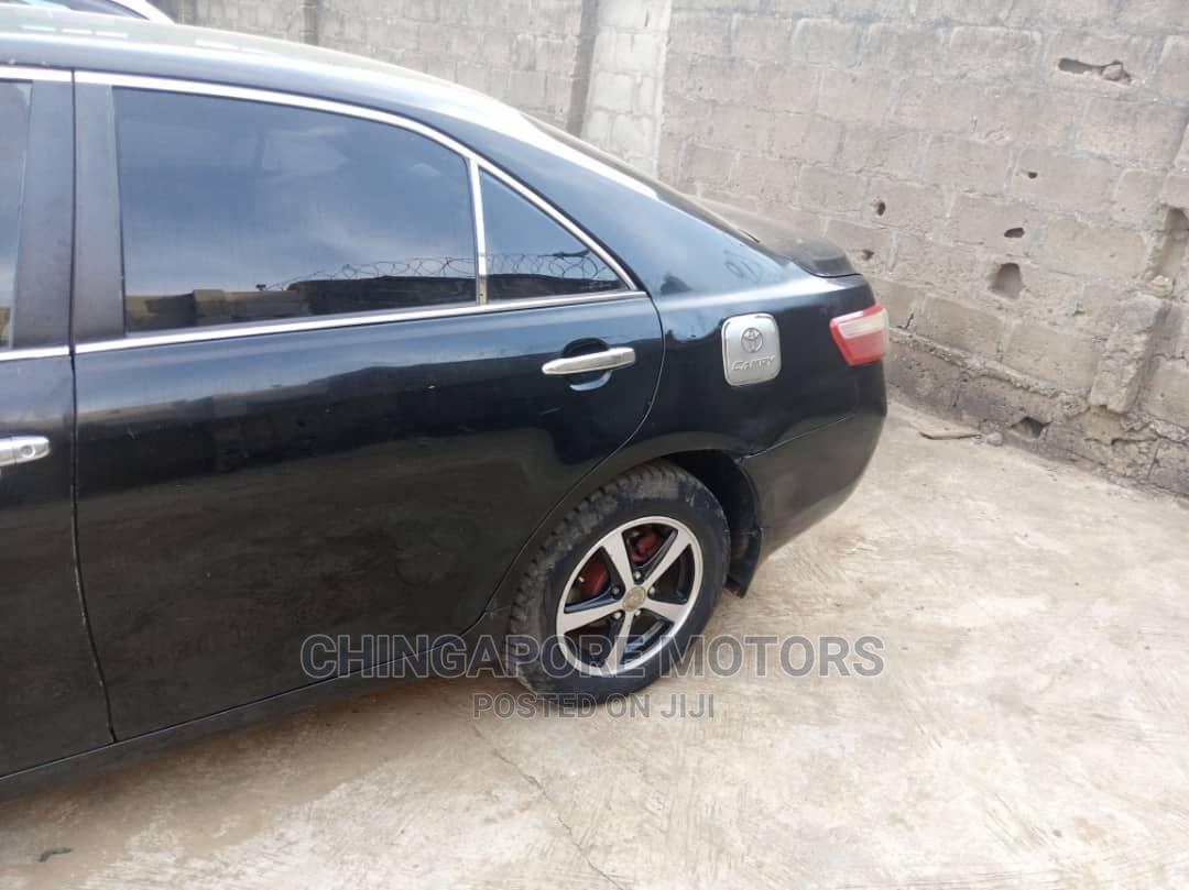 Toyota Camry 2008 Black | Cars for sale in Ikorodu, Lagos State, Nigeria