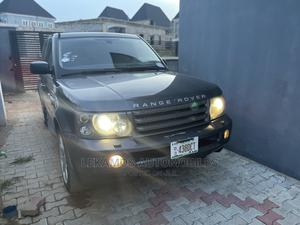Land Rover Range Rover Sport 2006 HSE 4x4 (4.4L 8cyl 6A) Green   Cars for sale in Abuja (FCT) State, Katampe