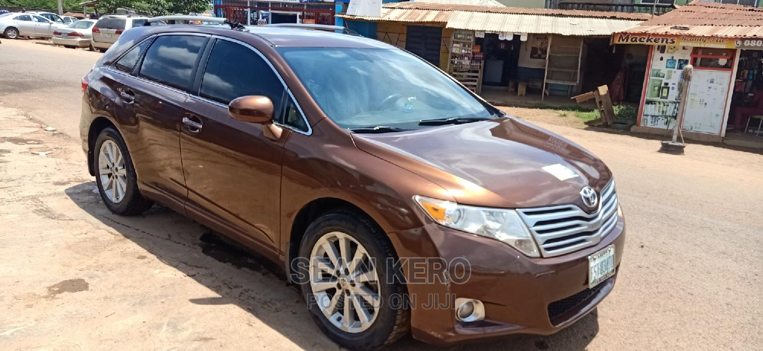 Toyota Venza 2011 Brown | Cars for sale in Oluyole, Oyo State, Nigeria
